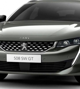 Finalmente ecco la Nuova Peugeot 508 SW-