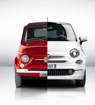 BUON COMPLEANNO FIAT 500