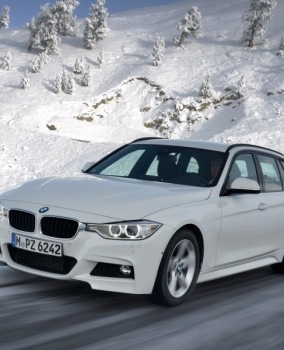 BMW SERIES 3 SW 318d Business Advantage Touring Autom. (Diesel) – 8A