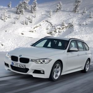 BMW 320d Efficient Dynamics Touring Business Advantage aut.
