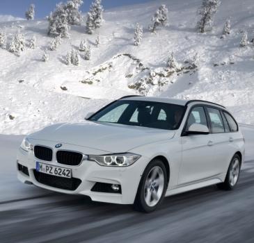 BMW SERIES 3 SW 318d Business Advantage Touring Autom. (Diesel) – 8A