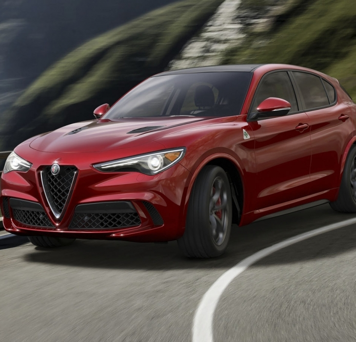 ALFA ROMEO STELVIO 2.2 Turbo Diesel 190cv At8 RwdBusiness (Diesel) – 8A