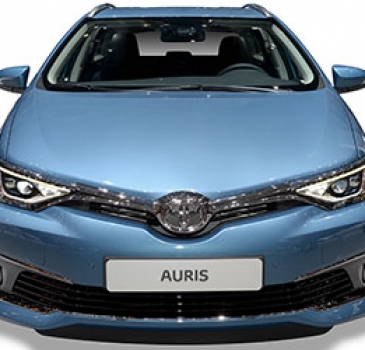 TOYOTA AURIS SW Hybrid Black Edition Touring Sports