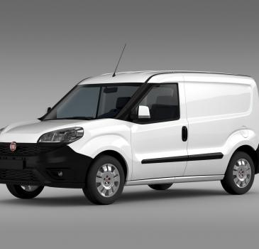 FIAT DOBLO CARGO 1.6 Multijet 16v 120 Cv Euro 6Sx (Diesel) – 06 Marce – 4 Porte