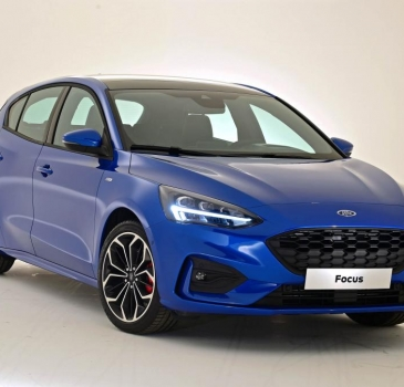 NUOVA FORD FOCUS BERLINA 1.5 Ecoblue 120cv Business (Diesel)