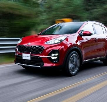 KIA SPORTAGE 2.0 Crdi Mild Hybrid Energy Auto 4wd  – 8A Marce – 5 Porte – 136 KW