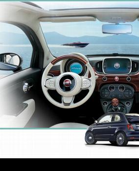FIAT 500 RIVA 1.2 69 CV