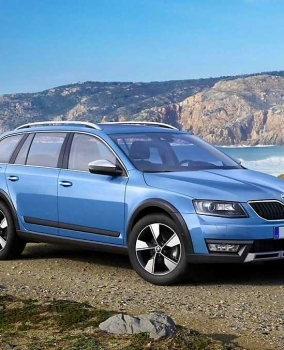 SKODA OCTAVIA SW 1.6 Tdi Cr Executive DIESEL