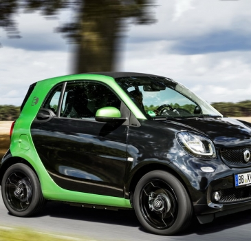 SMART FORTWO COUPÈ Electric Drive 60kW Youngster Coupé 3-Doo