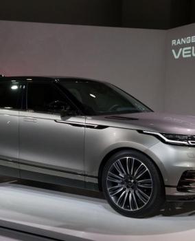 LAND ROVER Range Rover Velar 2.0 TD4 180 CV R-Dynamic SE
